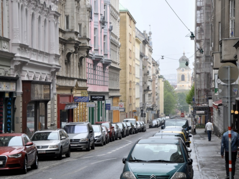 The Stumpergasse in Vienna