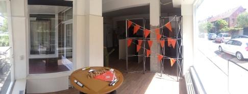 orange flags...