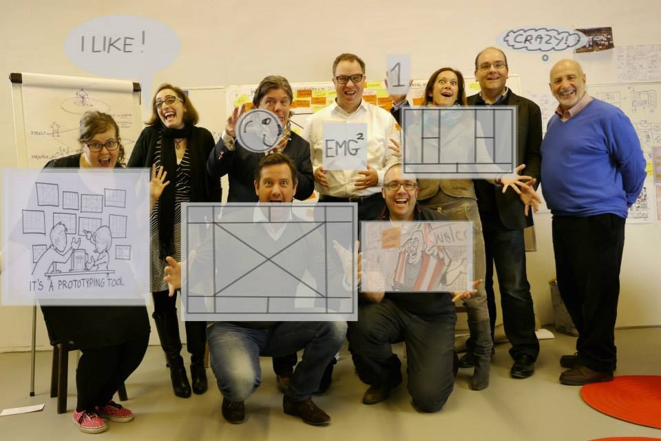 EMG canvas team
