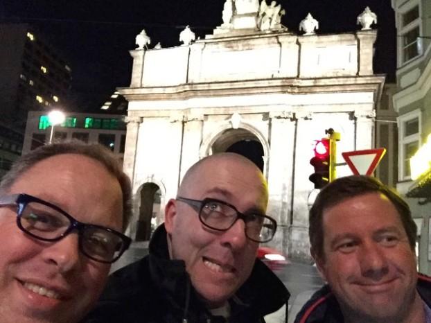 a night in Innsbruck