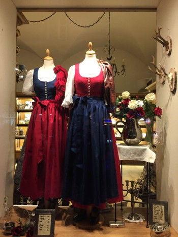 daily attire for austrians